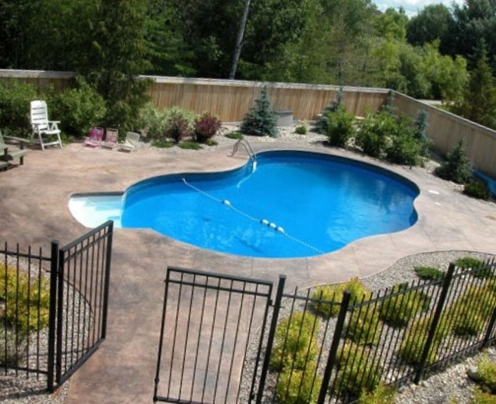 Designing your backyard swimming pool part i of ii for Backyard inground pool designs