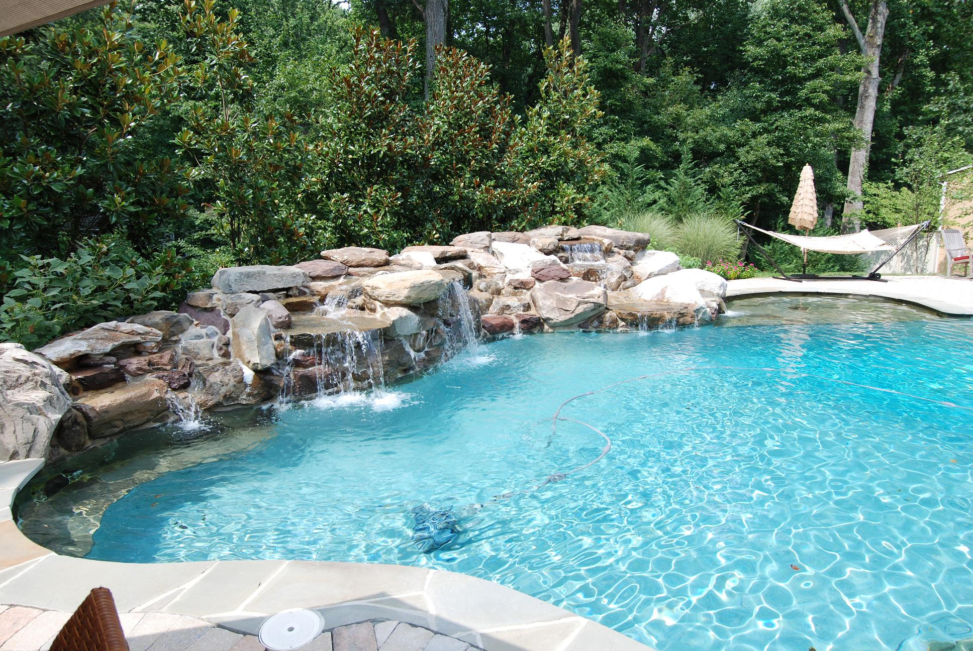 turn your swimming pool project into a backyard resort quinju com