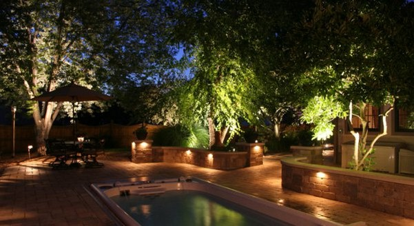Outdoor Lighting for Landscaping Projects quinjucom